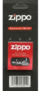 Zippo Replacement Wick - 2 Pack