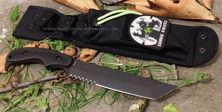 Ka-Bar 5700 Famine Tanto- US Made w/ Nylon Sheath (Online Only)