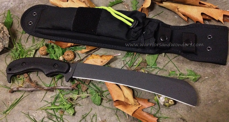 Ka-Bar 5702 Pestilence Chopper 1095 Steel U.S. Made (Online Only