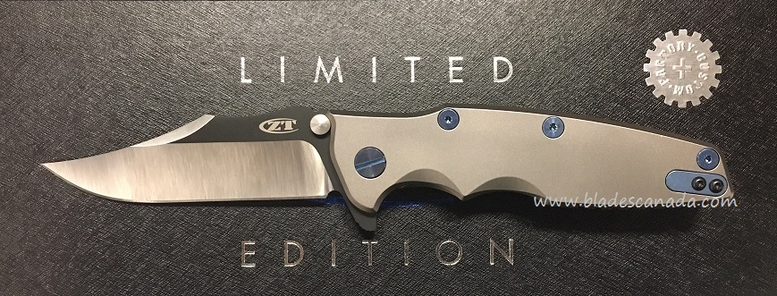 Zero Tolerance ZT392 Bowie - Limited Edition Factory Custom
