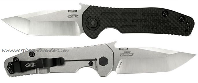 Zero Tolerance ZT620CF Emerson Carbon Fiber