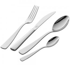 Zwilling J A Henckels Soho 20-Piece Flatware Set